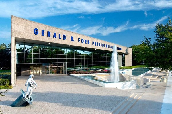 The Gerald Ford Presidential Museum