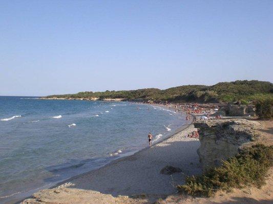 Baia dei Turchi