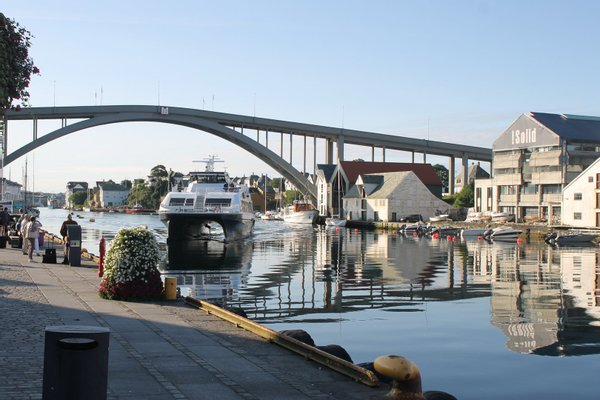 GreenlinesDP Seaport High Speed Catamaran Ferry
