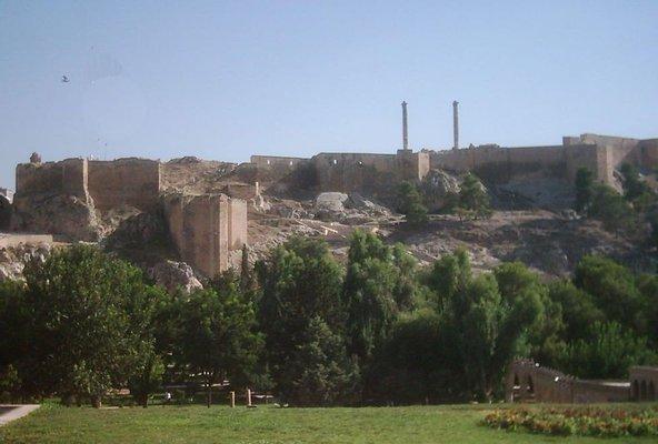 Castle Of Urfa