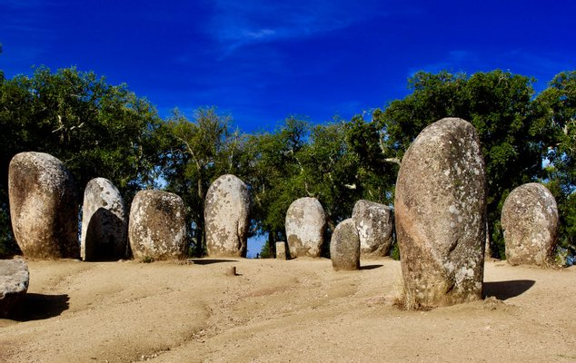 Megalithic enclosure of Almendres