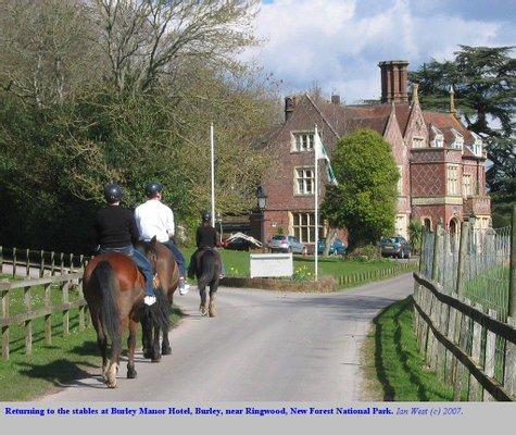 Burley Manor
