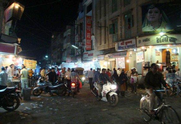 Sarafa Bazar