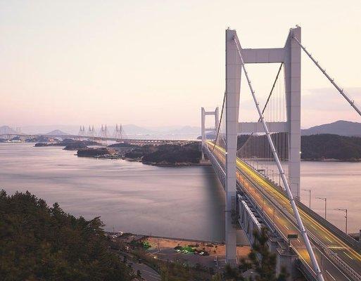 Seto O Hashi Bridge