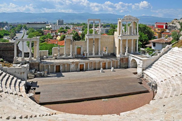 Ancient Theater of Philippopolis
