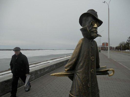 Anton Chekhov memorial