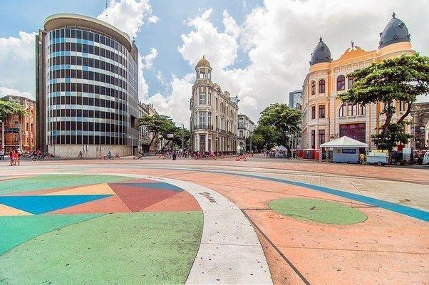 Marco Zero Square