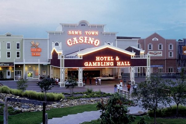 Sam's Town Hotel and Gambling Hall, Tunica