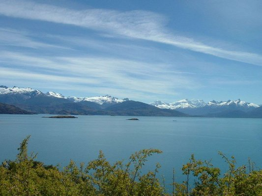 Lago Del Parque General San Martin