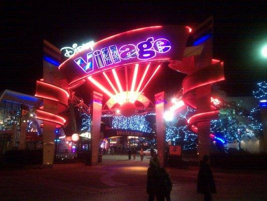 Gaumont Disney Village