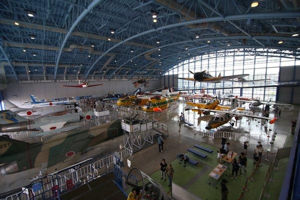 Airpark JASDF Hamamatsu Air Base Museum