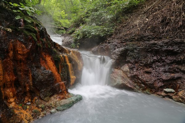 River Oyunuma Natural Footbath