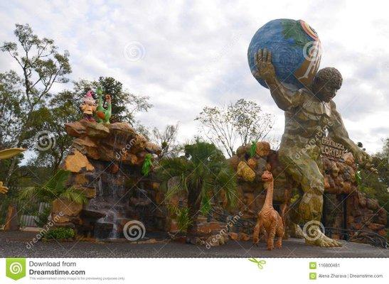 Florybal Magic Park Land