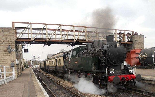NVR Nene Valley Railway, Wansford