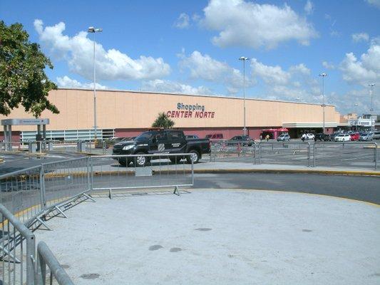 Shopping center Norte Caruaru