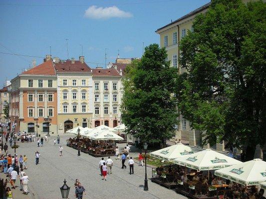 Market Square Apartment