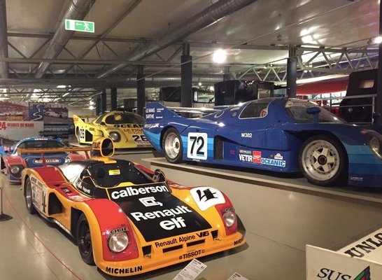 Museum of the 24 Hours of Le Mans