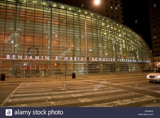 Benjamin & Marian Schuster Performing Arts Center