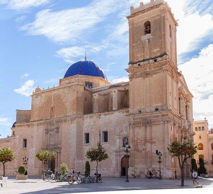 Santa María Basilica of Elche