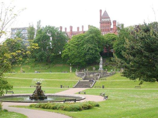 Avenham and Miller Park